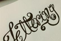 I <3 letters / by Tara Oddo Powell