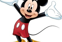 Mickey Mouse! / by Mary Wilkening