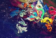 Psychedelic / psychedelic art i'll pin what i get from net and i'll also upload my own work