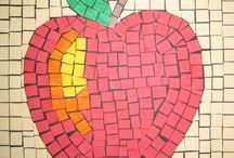 Mosaik kunst
