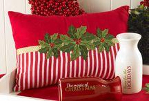cojines decorativos y navideños