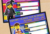 Lego kinderfeest