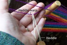 Inkle Weaving!