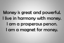 $$ VISION BOARD - Prosperity $$