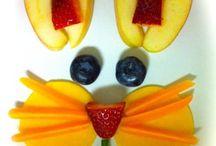 Obst & Gemüse Deko