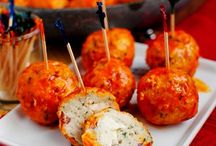 Food - Appetizers / Portion controlled, small bites and appetizers. High protein, low carb typically. WLS recipes