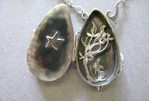 Jewellery / Jewellery from Obsidian Art http://www.shop.obsidianart.co.uk/collections/jewellery