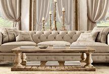 living room / by Rebecca Farrin