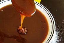 Karamelsoße