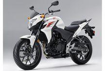 HONDA CB 500 FA ABS