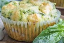 Muffins süß&salzig