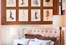 Bedrooms / by Leah Vahrenkamp