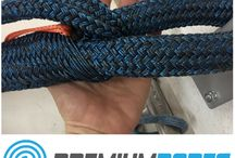 Superyacht rigging / Premiumropes travels around the world to rig superyachts and megayachts with ropes. #international #yachtrigging #superyacht #megayacht #sailingyacht #yacht #rigging