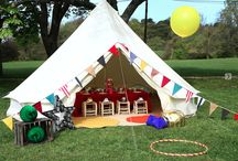 CIRCUS TENT by Lucky You Events / Tente theme cirque pour anniversaires enfants / Circus tent for kids birthdays Credits @naneenphotography