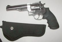 Ruger Redhawk 44 Magnum - Tough as nails / A mix of some of my most owned and used handguns of the last 10 years. / by M.R. Enterprises