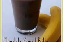 Smoothie Recipes / by Billie James