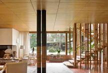 Mid Century Modern Interiors / Inspiration from design of the Mid Century
