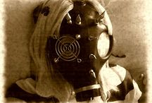 Love me some gas masks