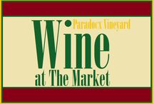 Wine Time / Only at The Market at Liberty Place.... Nestled among the rolling hills of southern Chester County, PA, Paradocx Vineyard combines current technology and handcrafted secrets to create unique wines. The owners and management of Paradocx Vineyard, who share a fervent passion for winemaking, adhere to the principle that winemaking begins with success in the vineyard.