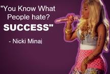Nicki Minaj / by Anton Krasinski