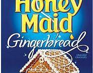 Gingerbread houses / Graham cracker style!