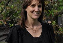 Charlotte Ekbom / Författaren Charlotte Ekbom