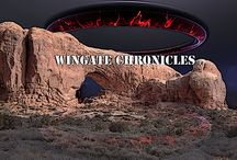 WinGate Chronicles / Art work and Music related to WinGate Chronicles.