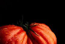 Stilleben frukt og grønt