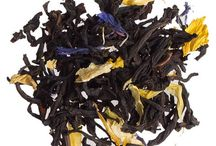 Our Unique House Blend Teas / These delicious teas are only available at Culinary Teas. We blend them ourselves. Main ingredient is LOVE. You can taste it in every sip.