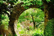 Inspiration - Paysages / The landscapes that inspires me.