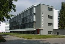 bauhaus / Bauhaus was made in Weimar, Germany on the 1st of April 1919.It influenced the world of art. It was a art school. Everyone could see the the paintings inside because it was made out of glass. It influenced wit the world because they kept on creating new pieces of art so then the art became popular around the world and then colour was put into everything and now has changed the world