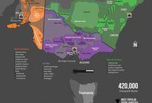 Australia - wine regions