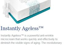 Instantly Ageless!  Jeunesse Global by Cindy / Products and business opportunity with Jeunesse Global with the amazing new Instantly Ageless cream to make under eye bags and puffiness disappear in two minutes! http://agelessintwominutes.jeunesseglobal.com/ / by Cindy Duncan