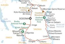 Tanzania, Africa / Places and things to do in Tanzania