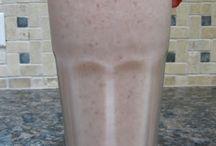 Protein shakes / by Amanda Davis Ruscheinsky