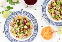 Buddha Bowls by The Flexitarian / Vegetarian & Vegan Buddha Bowl recipes