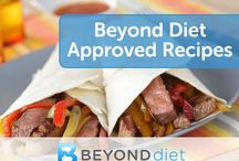 Beyond diet recipes / Diet / by Jenny Lozano