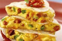 Breakfast / Healthy style breakfasts. Fun weekend breakfast