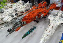 Lego - Fantasy / Future Age ( - Star Wars)