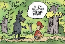 Privacy Cartoons by Slane