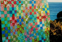 Bright Quilts / by Lucy Byrd