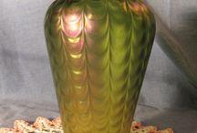 Vase Draped