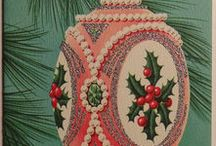 Old Christmas Cards - MORE