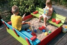 Backyard ideas for kids / Ideas, inspo, designs, products