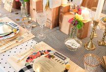 Słodkie stoły - inspiracje