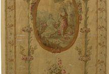 Aubusson cartones y tapices