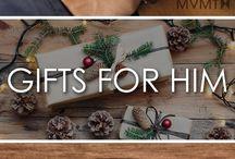 Holiday gift ideas / by Amanda Mayer
