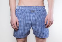 Pockies boxers spring '15 / All our boxershorts are with pockets and made of 100% cotton.