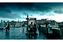 """Tableaux - Paris / La collection unique de tableaux """"Paris"""" élaborée par le studio PARISTIC en collaboration avec de nombreux artistes, vous fait visiter les plus beaux endroits de la capitale ! Dirigez votre regard vers la Tour Eiffel, l'Arc de Triomphe, Montmartre, le Jardin de Tuileries..."""