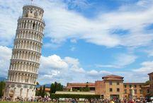 Dix des plus célèbres bâtiments inclinés dans le monde (autres que Pise